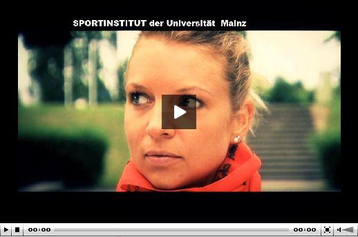Imagefilm des Instituts für Sportwissenschaft der Uni-Mainz bei YouTube